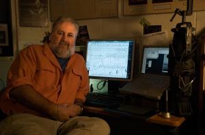 The author, Gregg Hillmar