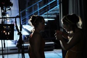 L'olimpiade backstage by Lorenzo Gaudenzi