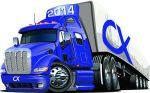 CX truck 2014