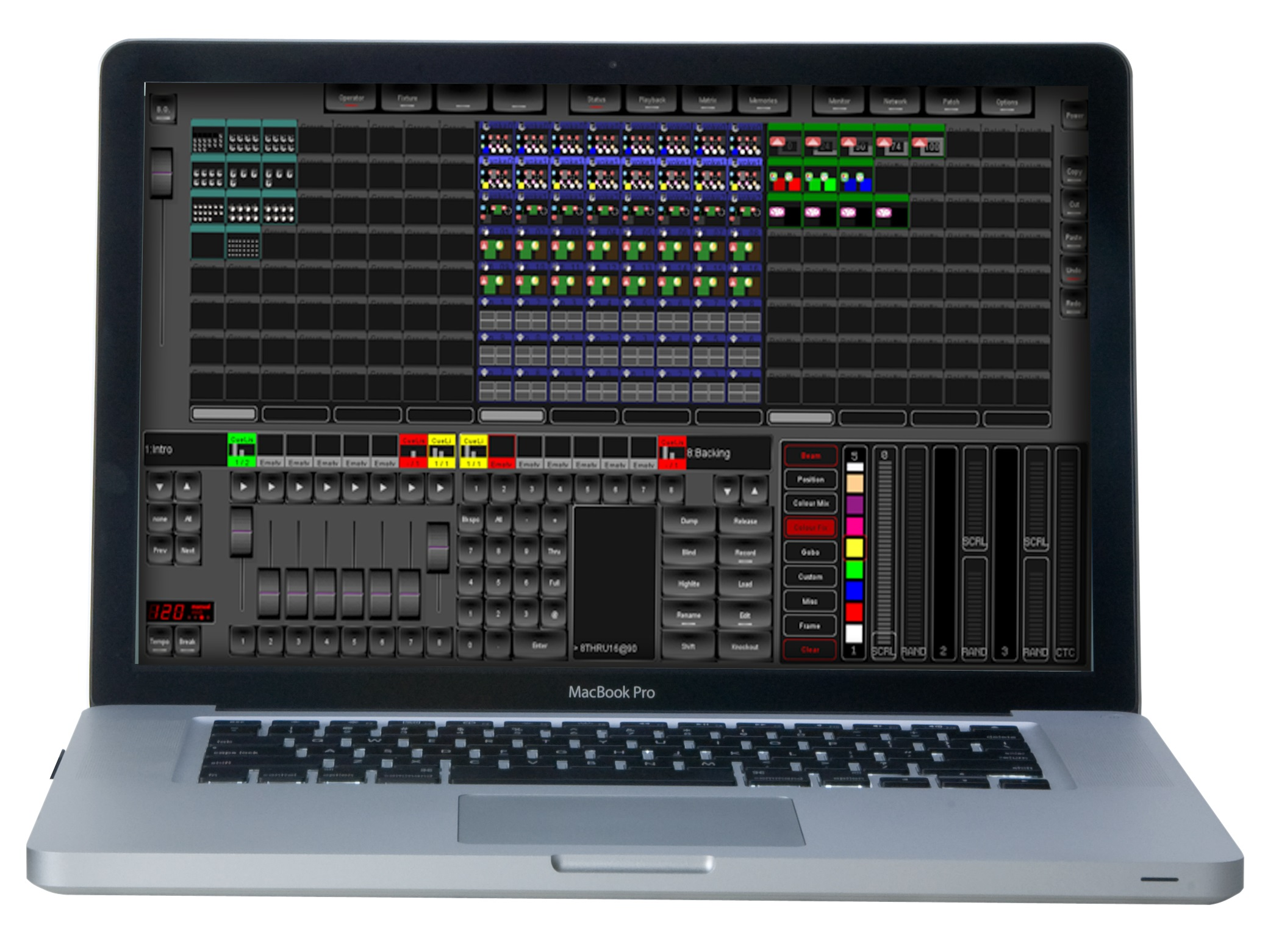 Emulation Pro: Elation Lighting Control Software Updated with New