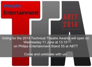 TTA Voting Open ABTT header