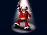 dancing-santa